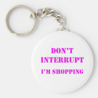 Shopping Keychain