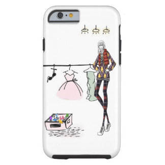 SHOPPING LANKY 10  iPHONE 6 BARELY THERE Tough iPhone 6 Case