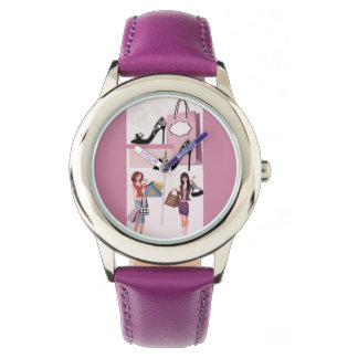 SHOPPING QUEEN COLLECTION WATCH