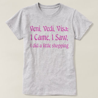 Shopping T-Shirt