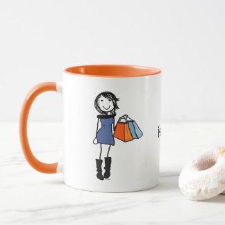Shopping Therapy Coffee Mug