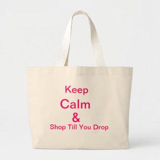 Shopping Tote Jumbo Tote Bag