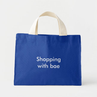 Shopping With Bae Bags