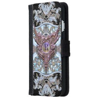 Shordant Monogram 6/6s Elegance iPhone 6 Wallet Case