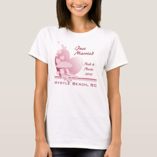 Shore Love/ Dusty Rose T-Shirt