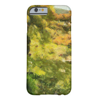 Shore of a small lake barely there iPhone 6 case