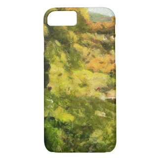 Shore of a small lake iPhone 8/7 case