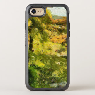 Shore of a small lake OtterBox symmetry iPhone 8/7 case