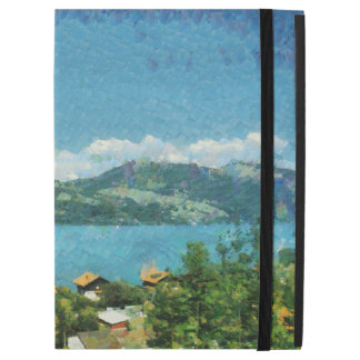 "Shore of the lake iPad pro 12.9"" case"