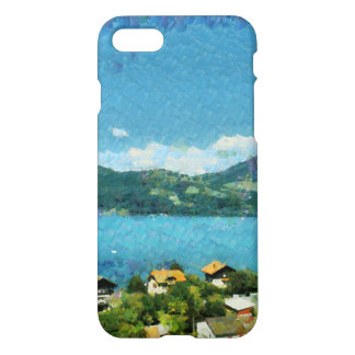 Shore of the lake iPhone 8/7 case
