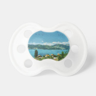 Shore of the lake pacifier