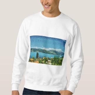 Shore of the lake sweatshirt