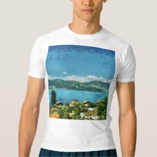 Shore of the lake t-shirt