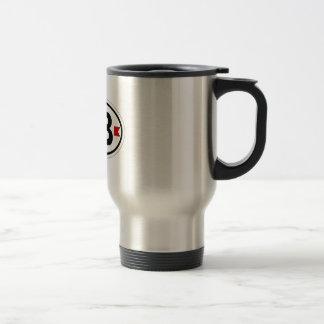 SHORE OVAL ba Travel Mug