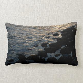 Shore Rocks, Lumbar Pillow