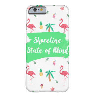Shoreline State of Mind; Tropical Watercolor Case