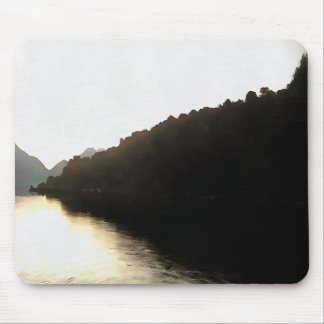 Shores Of Darkness Mouse Pad