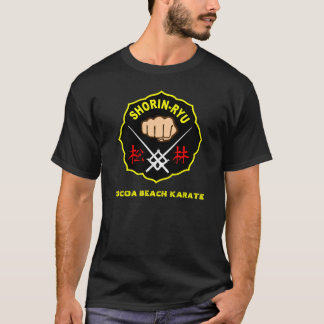 SHORIN RYU KARATE -Create your specific group text T-Shirt