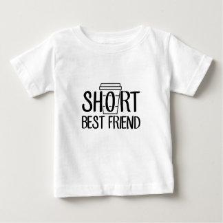 Short Best Friend Baby T-Shirt
