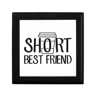 Short Best Friend Gift Box