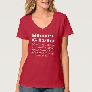 Short Girls Rock T-Shirt