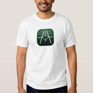 Short Sleeve Range Align T Shirt
