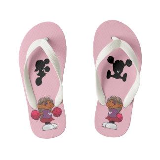 Short Sleevez Kid's Flip Flops