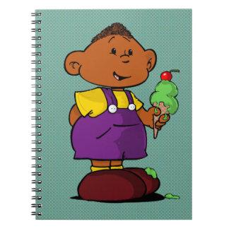 Short Sleevez Notebooks