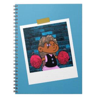 Short Sleevez Spiral Notebook