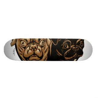 Short Snout Brewing Skateboard