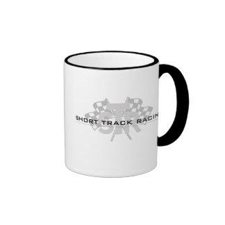 Short Track Racing Coffee Mug