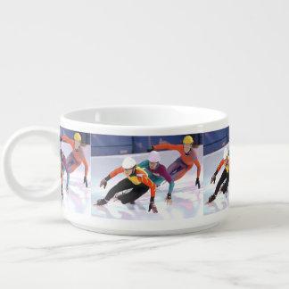 Short Track Speed Skating Chili Bowl