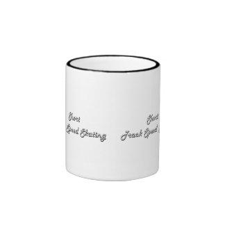 Short Track Speed Skating Classic Retro Design Ringer Mug
