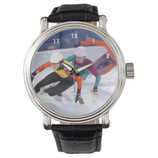 Short Track Speed Skating Wristwatches