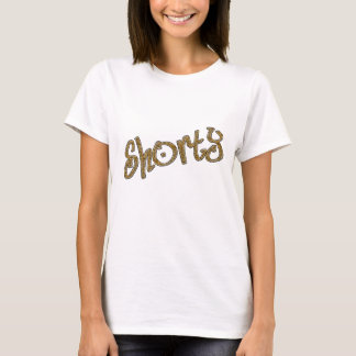 shorty gold T-Shirt