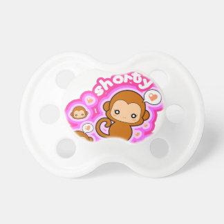 Shorty Monkey Pacifier