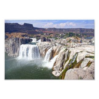 Shoshone Falls on the Snake River, Idaho Photo Print