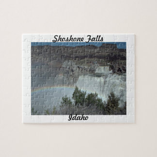 Shoshone Falls Puzzle! Jigsaw Puzzle