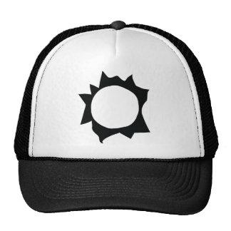 shot hole icon hat
