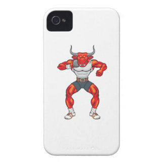 shot put bull 2 iPhone 4 cases