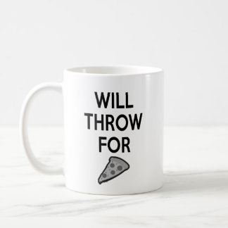 Shot Put Discus Javelin Hammer Throw Coffee Mug