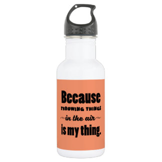 Shot Put Discus Javelin Hammer Throw Waterbottle