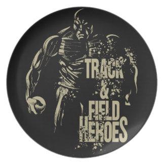 shot put hero plate