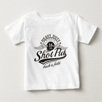 shot put wings baby T-Shirt