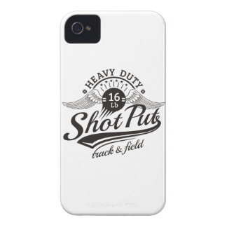 shot put wings iPhone 4 cover