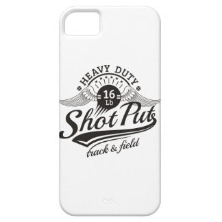 shot put wings iPhone 5 case