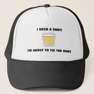 SHOT TRUCKER HAT