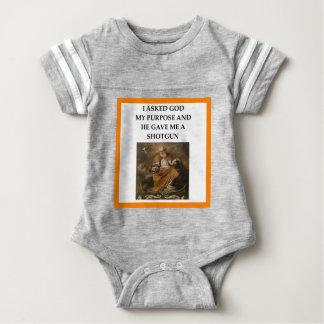SHOTGUN BABY BODYSUIT
