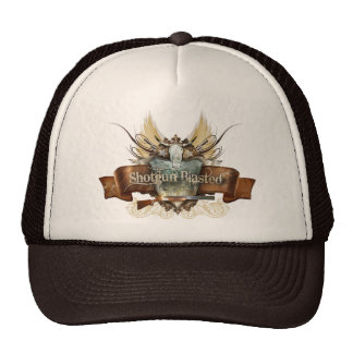 Shotgun Blasted Trucker Hat