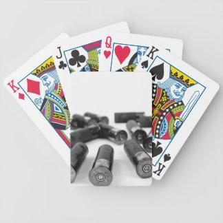 Shotgun Shells Bicycle Playing Cards